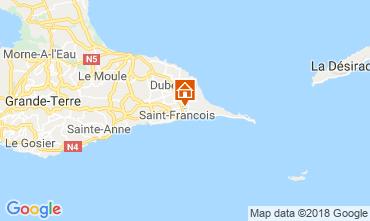 Map Saint Francois Villa 116772