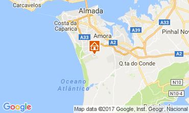 Map Lisbon Villa 109982