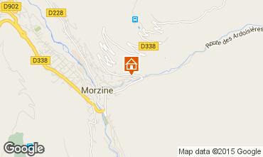 Map Morzine Flat 101224