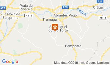 Map Guimarães House 119609
