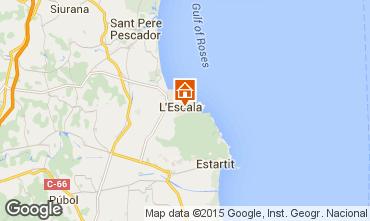 Map L'escala Villa 76145