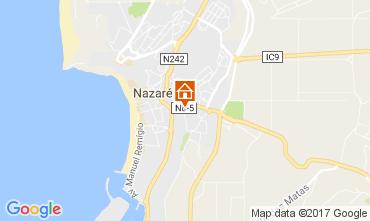 Map Nazaré Apartment 108785