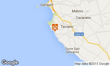 Map Gallipoli House 61492