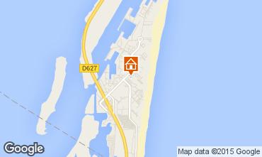 Map Port Leucate Apartment 6324