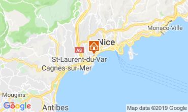 Map Nice Apartment 52742