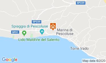 Map Pescoluse House 45348