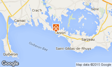 Map Arzon Apartment 9759
