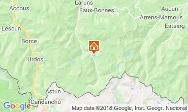 Map Artouste-Fabrèges Apartment 67459