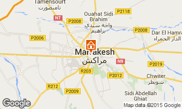 Map Marrakech House 28351