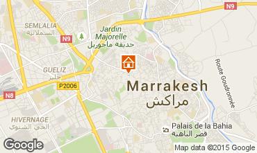 Map Marrakech House 28351