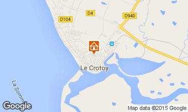 Map Le Crotoy House 21470