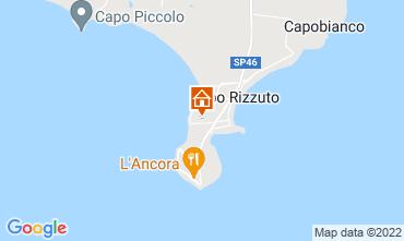 Map Isola di Capo Rizzuto Apartment 57916
