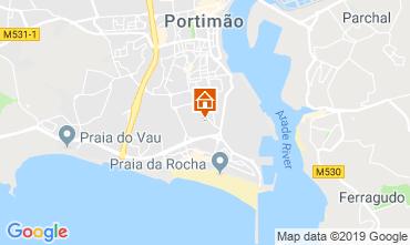 Map Portimão Apartment 117918