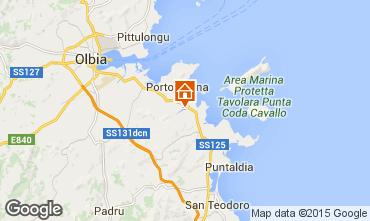 Map San Teodoro Apartment 75513