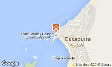 Map Essaouira House 100928