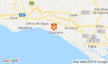 Map Vilamoura Apartment 118060