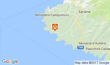 Map Tizzano Villa 112391