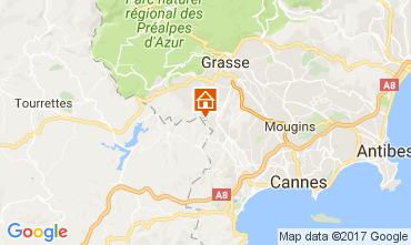 Map Grasse Mobile home 108864