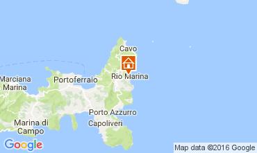 Map Rio Marina Apartment 107034