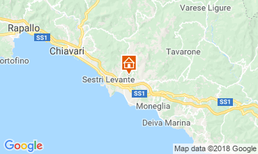 Rapallo Holiday Rentals For 5 People