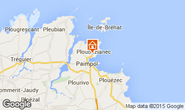 Map Ploubazlanec House 80943