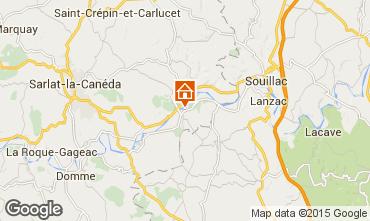 Map Sarlat House 76611