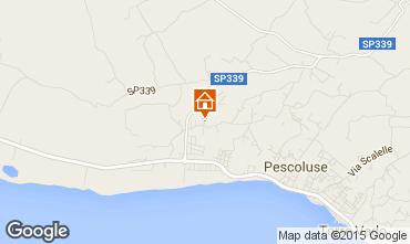 Map Pescoluse Villa 79425