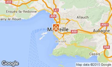 Map Marseille Apartment 101206