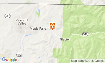 Map Mt Baker Chalet 18928