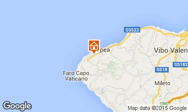 Map Tropea Apartment 96981