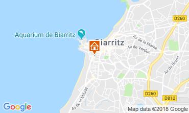 Map Biarritz Apartment 116730