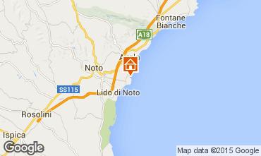 Map Avola Villa 78842