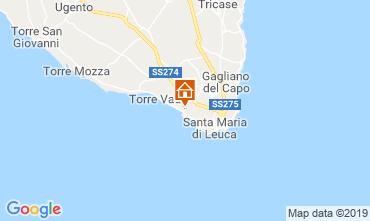 Map Torre Vado Studio apartment 105387