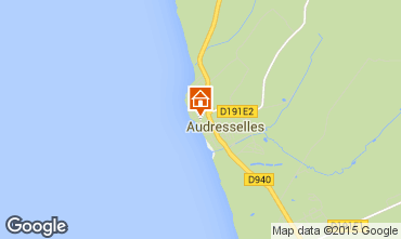 Map Audresselles House 76074
