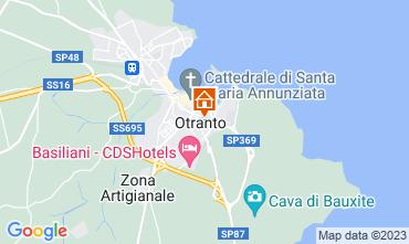 Map Otranto Apartment 76985