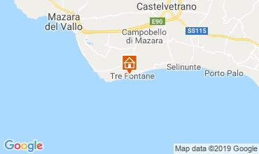 Map Tre Fontane House 118576