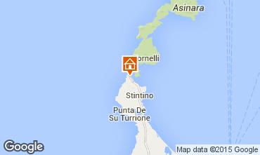 Map Stintino Apartment 53229