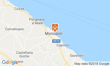 Map Monopoli Apartment 116067