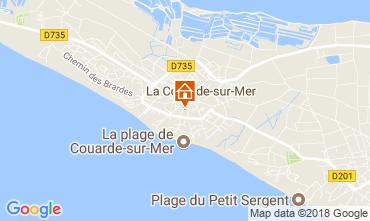 Map La Couarde-sur-Mer House 113774