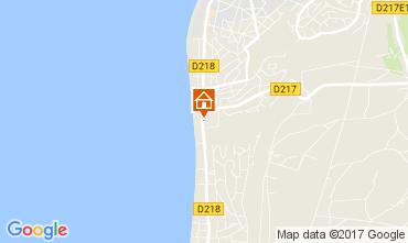 Map Pyla sur Mer Villa 112783