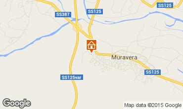 Map Muravera House 78222