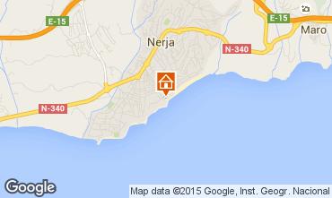 Map Nerja Apartment 89687
