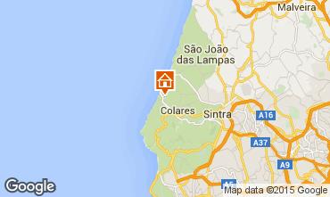 Map Colares Villa 68025