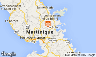 Map Le Robert Apartment 8149
