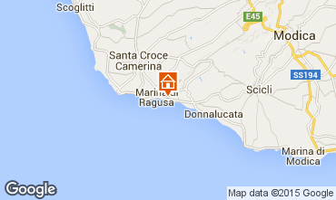 Map Marina di Ragusa Bungalow 94581