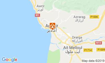 Map Agadir Apartment 119890