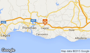 Map Lagoa House 75803