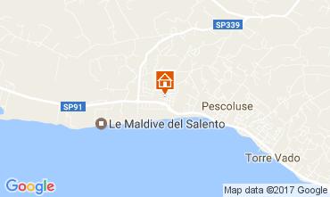 Map Pescoluse Apartment 108990