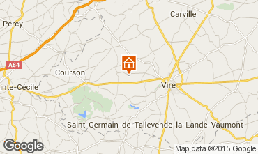 Map Vire House 12083
