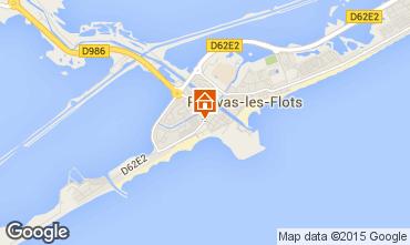 Map Palavas-les-Flots Flat 85785